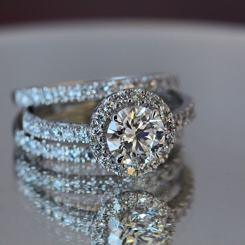Engagement Rings South Africa | Romain Diamonds