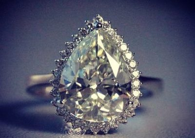 4.47Ct-Pear-Shape